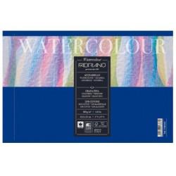 BLOCCO WATERCOLOUR FABRIANO 10X14 200GR