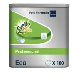 Fustino 100 Tabs 20g 3in1 Eco per lavastoviglie Svelto