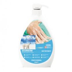 Sapone liquido 1Lt con antibatterico Securgerm Sanitec