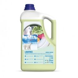 Detersivo liquido lavatrice Orchidea e Muschio 5Lt Sanitec