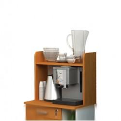 Sopralzo per Mobile Punto CaffE 59,8x24xH50cm Bicolore - Angolo Ristoro