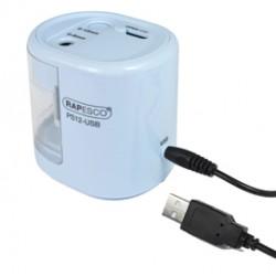 Temperamatite elettrico a 2 fori bianco Rapesco