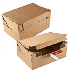 Scatola Return Box 28,2x19,1x9cm (S) CP069 Colompac - Conf da 10 pz.