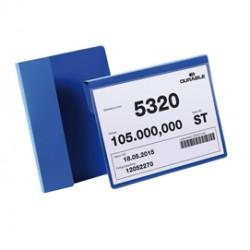 50 buste identificazione con aletta 210x148mm (A5-oriz) 1722 Durable