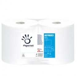 Bobina asciugatutto goffrato Wave 500 strappi 27,5x23,5 -137mt - Conf da 2 pz.