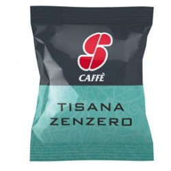 Capsula Tisana Zenzero Essse CaffE - Conf da 50 pz.
