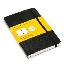 TACCUINO POCKET SOFT COVER QUADRETTI MOLESKIN