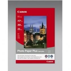CANON CARTA FOTOGRAFICA PLUS SEMI GLOSS SG-201 A3+ 20FOGLI 260g/m2 - Conf da 2 pz.