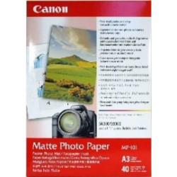 CARTA FOTOGRAFICA OPACA CANON MP-101 A3 40 fogli 170g/m2