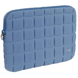 "CUSTODIA MAC 15"" LIGHT BLUE PASSENGER ACTION NAVA"