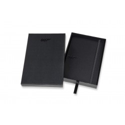COLLECTOR BOX TACCUINO L JAMES BOND 007 MOLESKINE