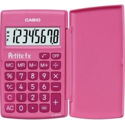 CASIO CALCOLATRICE TASCABILE ROSA