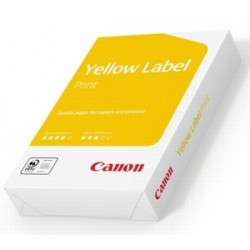 RISMA CARTA FOTOCOPIE A4 CANON 80GR 500FG 146% P.B