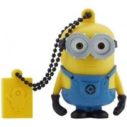 USB FLASH DRIVE 16GB BOB CATTIVISSIMO ME MINIONS