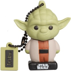 USB FLASH DRIVE 16GB STAR WARS YODA TRIBE