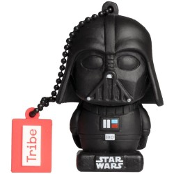USB FLASH DRIVE 16GB STAR WARS DARTH VADER TRIBE