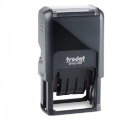 Timbro Printy 4750 4.0 41x24mm testo personalizz. autoinch. TRODAT