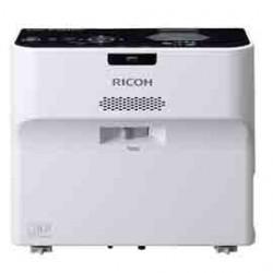 Proiettore Ricoh compatto PJ WX4152, ad ottica ultra corta, tecnologia DLP