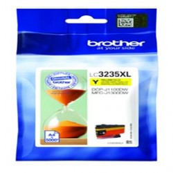 CARTUCCIA GIALLO BROTHER PER DCPJ1100DW MFCJ1300DW 5.000PAG