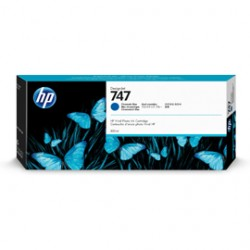 CARTUCCIA INCHIOSTRO BLU CHROMATIC HP 747