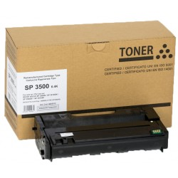 TONER LASER RICOH SP3500 HE 6400 COPIE COMP.