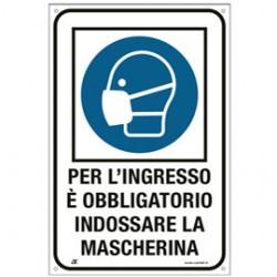 Etichetta per vetrofanie 12x18cm