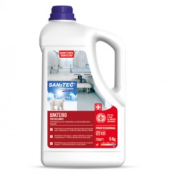 Detergente disinfettante Bakterio 5kg Pino balsamico Sanitec