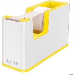 05329 DISPENSER NASTRO   DUAL COLOR WOW GIALLO
