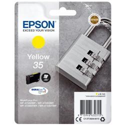 CARTUCCIA EPSON INK JET 650PG GIALLO