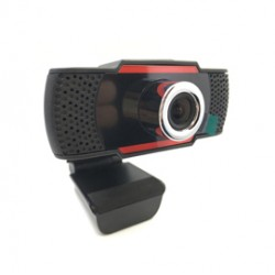 WEBCAM USB 2,0 HD 720P   CON MICROFONO INTEGRATO