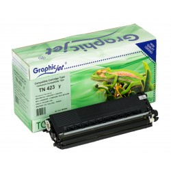 TONER COMPAT.GIALLO TN423BROTHER 4604086 4000 PAG.