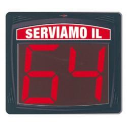 11598 RT. ELIMINACODE    NUMERATO 1/A99 AZZURRO