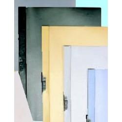 CARTELLINA PVC C/MOLLA DORSO 7 GRIGIO SPRING FILE 22X31