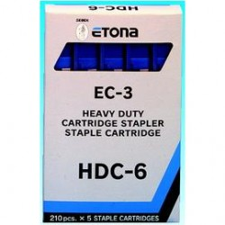 5 CARICATORI DA 210 PUNTI HDC-6 PER ETONA EC-3