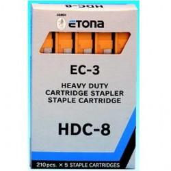 5 CARICATORI DA 210 PUNTI HDC-8 PER ETONA EC-3