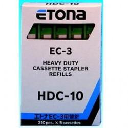 5 CARICATORI DA 210 PUNTI HDC-10 PER ETONA EC-3