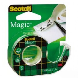 SCOTCH MAGIC 810 IN CHIOCCIOLA 19MMX7,5M