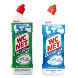 WC NET CANDEGGINA GEL EXTRA White Sensation 800ML