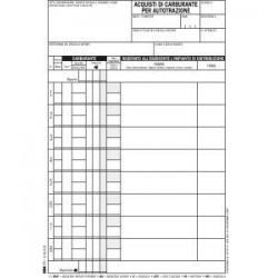 BLOCCO CARBURANTE 13 FOGLI 23X14,8 E5413B EDIPRO
