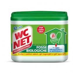 WC NET FOSSE BIOLOGICHE 216GR X 12 CAPSULE
