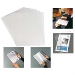 10 POUCHES A FREDDO SELF LAMINATING PPL 22,5x31,2CM A4 - 11051 3L