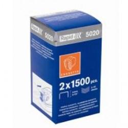 BOX 2 CARTUCCE DA 1500 PUNTI RAPID 5020