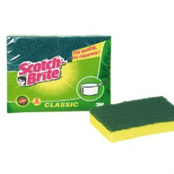 PACK 2 SPUGNE STROFINETTO SCOTCH BRITE A12
