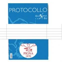 PROTOCOLLO A4 USO BOLLO 30FG 80GR PIGNA