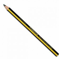 MATITA GRAFITE Noris Club Triangolare JUMBO 119 HB 4MM Staedtler