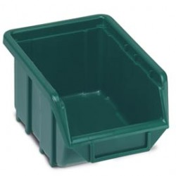 VASCHETTA ECOBOX 111 VERDE TERRY