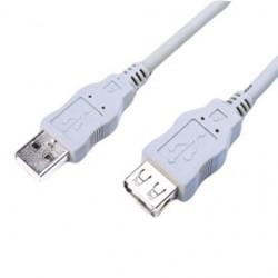 CAVO PER COMPUTER PROLUNGA USB A-A 1.8MT MELCHIONI
