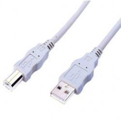 CAVO PER COMPUTER USB 2.0 A-B 1.8MT MELCHIONI