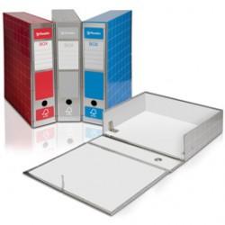SCATOLA ARCHIVIO BOX4 ROSSO 37,5X29,5X9CM
