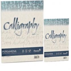 CARTA CALLIGRAPHY 90GR A4 50FG 10 PERLA